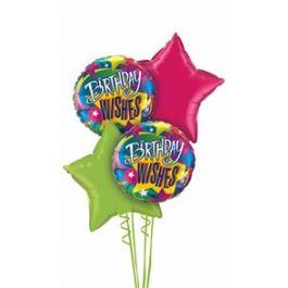 Birthday Wishes Bouquet From Aprilflowersie
