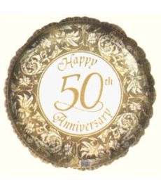 Golden Anniversary (50th) Balloon
