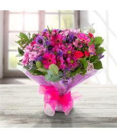 A Vibrant Seasonal Bouquet