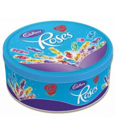 Cadbury Roses In Gift Box
