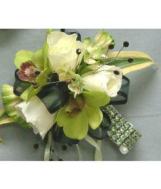 Jade Luxury Orchid Corsage