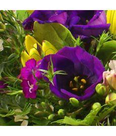 Seasonal Flower Basket