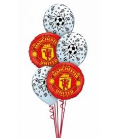 Man Utd Bouquet