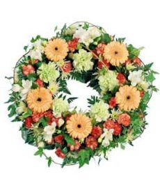 Loose Classic Wreath