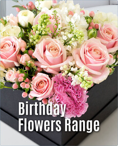 Birthday Flower Range